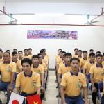 Hình ảnh thi tuyển đơn nông nghiệp ngắn hạn 2018 tại Thăng Long
