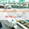 Bác bỏ thông tin Đài Loan tạm dừng tiếp nhận lao động Việt Nam