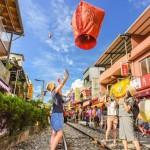 Làng cổ Thập Phần Đài Loan có gì độc đáo?