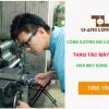 Công xưởng Đài Loan – Thao tác máy công ty Sùng Tường
