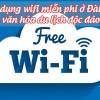 Đài loan wifi miễn phí khắp mọi nơi