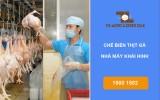 Đơn hàng Đài Loan sản xuất thịt gà nhà máy Khải Hinh – Đài Trung