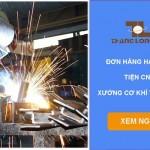 Tuyển lao động hàn điện nhà máy cơ khí Tam Xuân