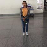 Chị Nguyễn Thị Hạnh giúp việc Đài Loan xuất cảnh ngày 24/11