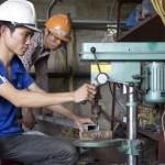Đơn hàng cơ khí công xưởng Hệt Hiên – Đài Trung