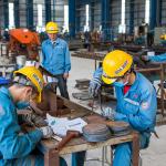 Xuất khẩu lao động Đài Loan – đơn hàng thao tác máy nhà máy Tân Lăng