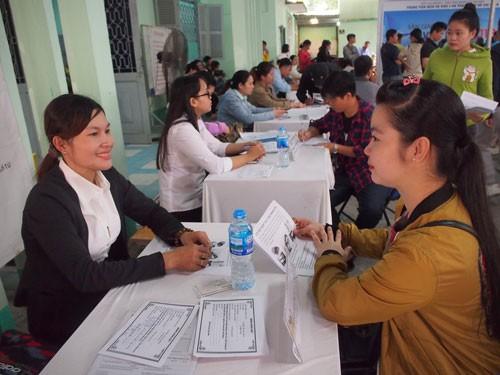 Cơ hội việc làm cho sinh viên và người lao động