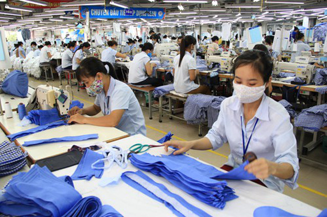 Nhà máy may Đài Bắc
