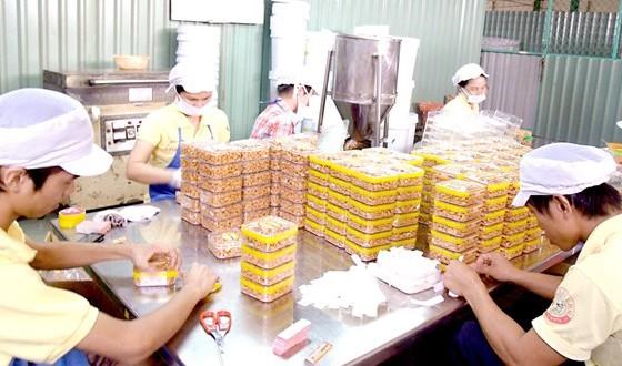 Nhà máy sản xuất bánh kẹo Đài Bắc