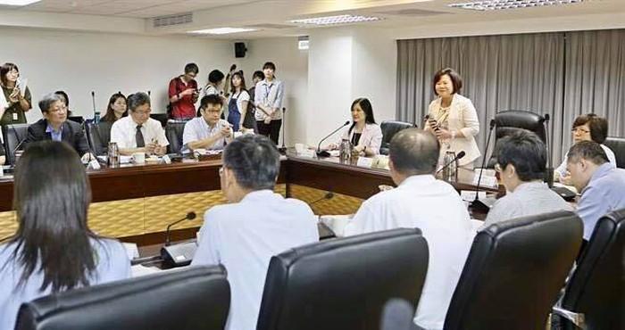 Quyết định tăng lương cơ bản Đài Loan