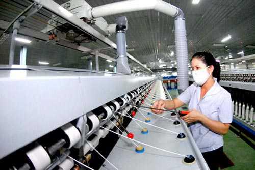 Nhà máy dệt Quảng Phúc