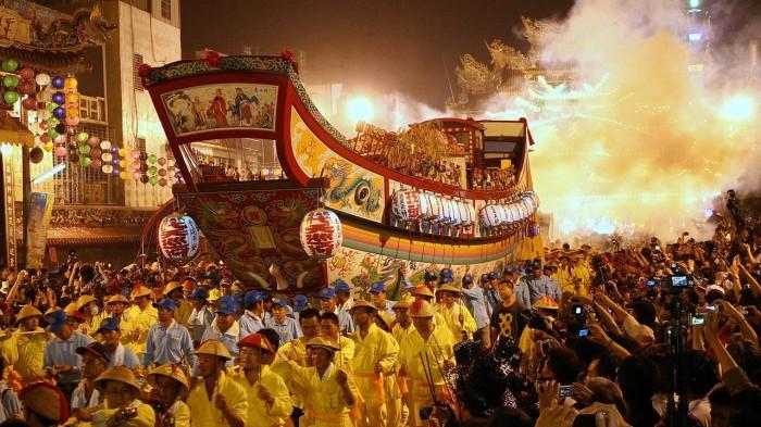 Những nét văn hóa đặc trưng của Đài Loan