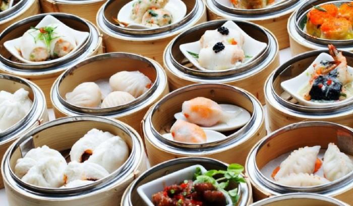 Dimsum - Ẩm thực Đài Loan