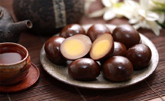 Trứng sắt - Ẩm thực Đài Loan