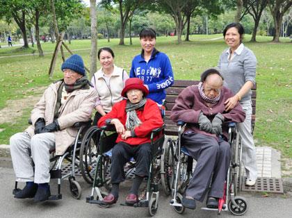Lao động giúp việc tại Đài Loan