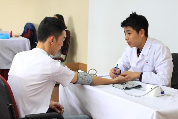Nhóm bệnh không được đi xklđ Đài Loan