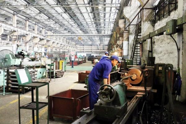 Công xưởng cơ khí Đại Đồng