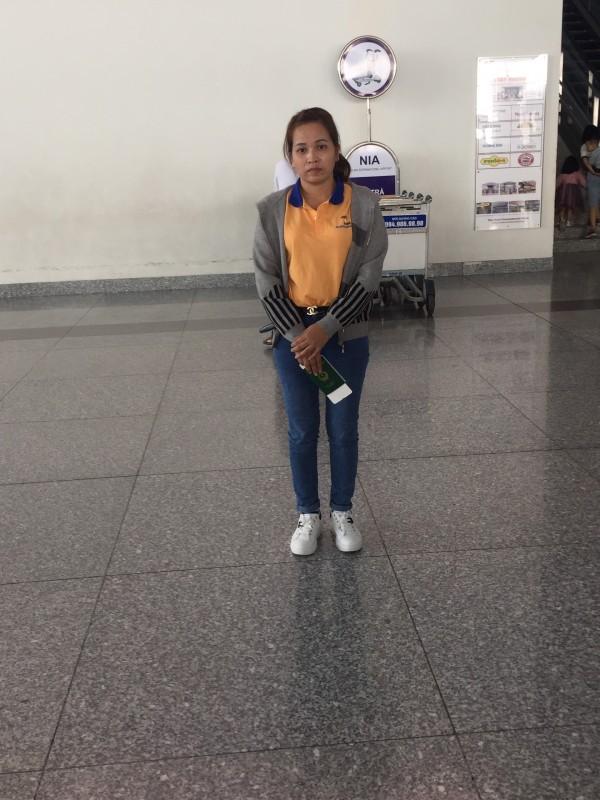 Lao động giúp việc Đài Loan Nguyễn Thị Hạnh