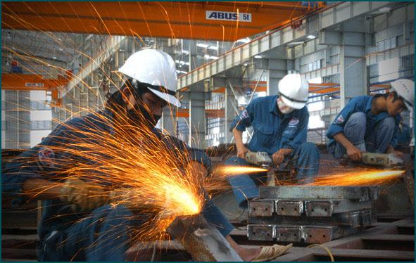 Đơn hàng nhà máy cơ khí Á Cách