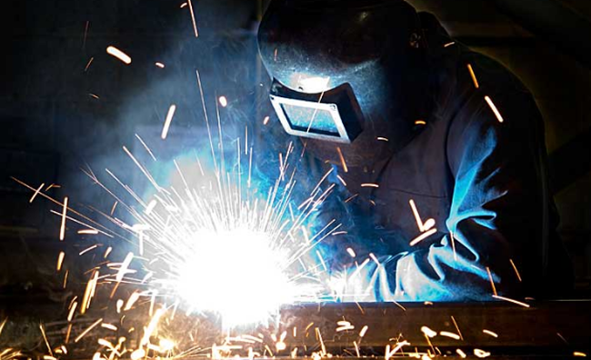 Tuyển lao động hàn điện nhà máy Hưng Long Thành