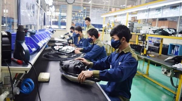 Đơn hàng cơ khí Đài Loan - Nhà máy Xương Đại