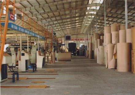 Nhà máy sản xuất nhựa bao bì