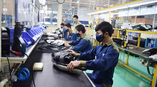 Nhà máy sản xuất linh kiện ô tô Mỹ Đắc Vận