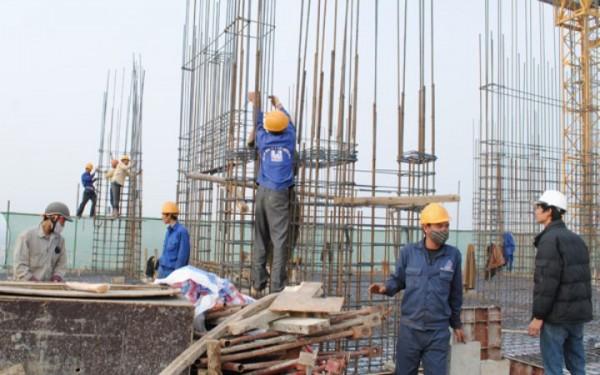 Đơn hàng xây dựng công ty Vinh Tín