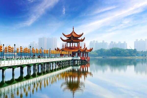 Địa điểm du lịch miễn phí tại Đài Loan