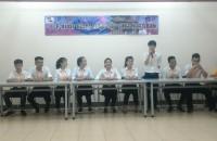 Lễ kết khóa thực tập sinh Nhật Bản bay tháng 10 tại Thăng Long
