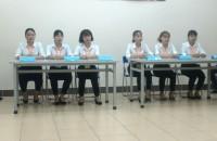 Lễ xuất cảnh 6 bạn nữ đơn hàng thực phẩm Nhật Bản